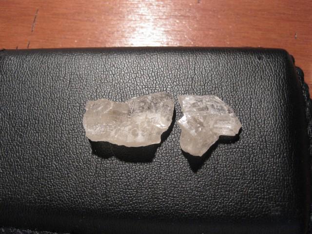 Cristales MDMA